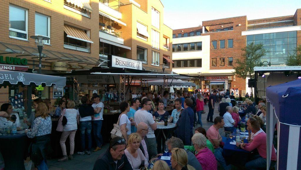Winzerfest auf dem Rathausmarkt