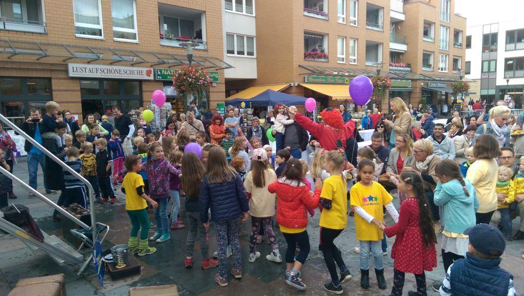 Bild Kinderfest Rathausmarkt